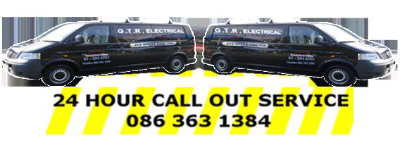 24 hour electrician Dublin